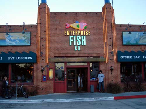 enterprise fish co santa monica