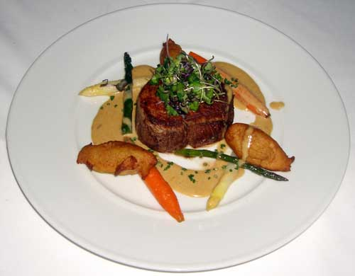 Filet Mignon Steak. Petit Filet Mignon