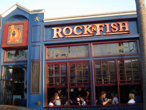 Rock n fish manhattan beach for Rock n fish